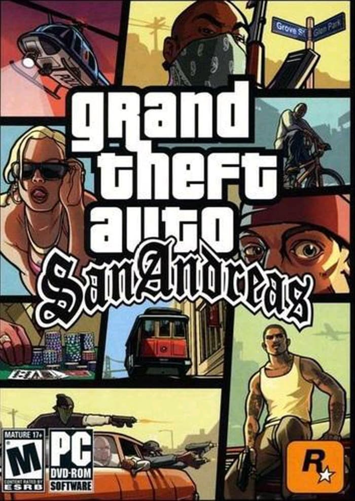what is grand theft-4