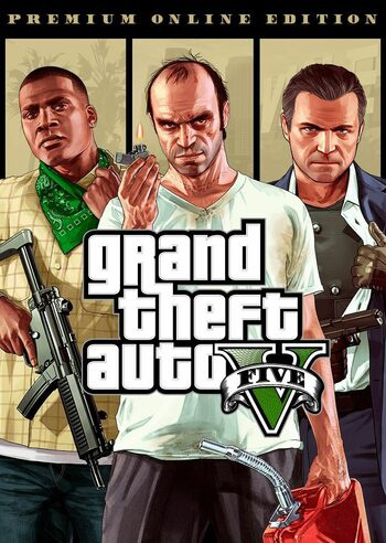 what is grand theft-5