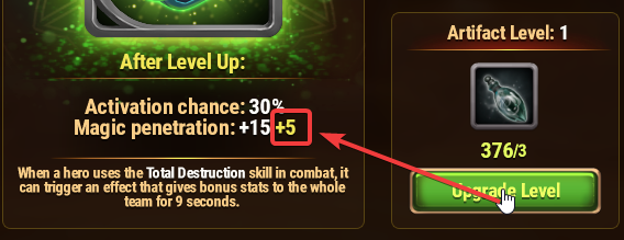 how to refund artifact power-3