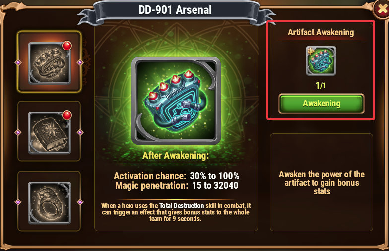 how to refund artifact power-5