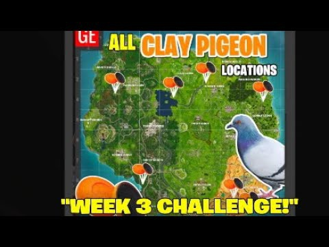 fortnite all clay pigeon locations-1