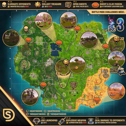 fortnite all clay pigeon locations-2