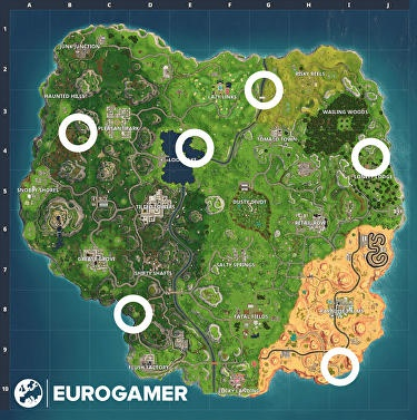 fortnite all clay pigeon locations-3