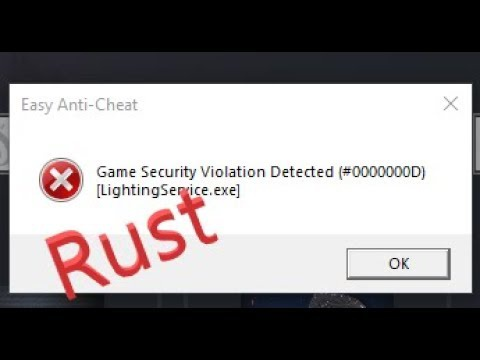 fortnite game security violation detected lightingservice.exe-3