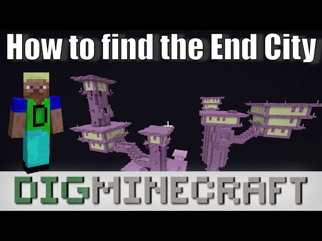 how to find end city-2