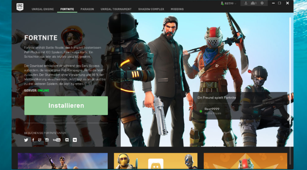 epic games launcher fortnite-3