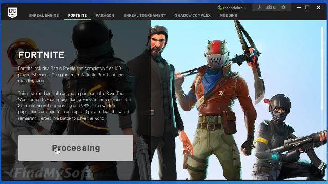 epic games launcher fortnite-7