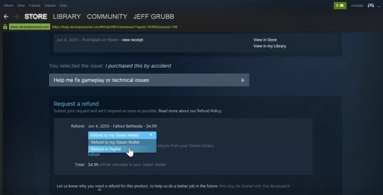 steam how to get a refund-9