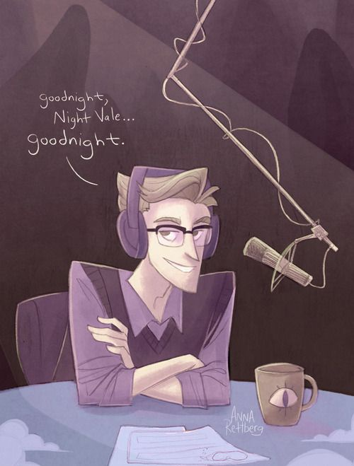 welcome to night vale fanart-2