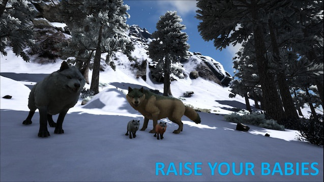 ark play as dino server-4