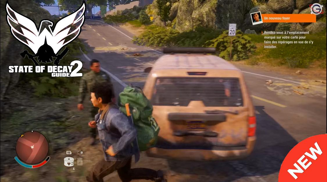 state of decay 2 walkthrough-5