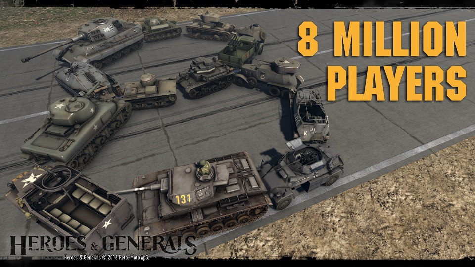 heroes and generals player count-0