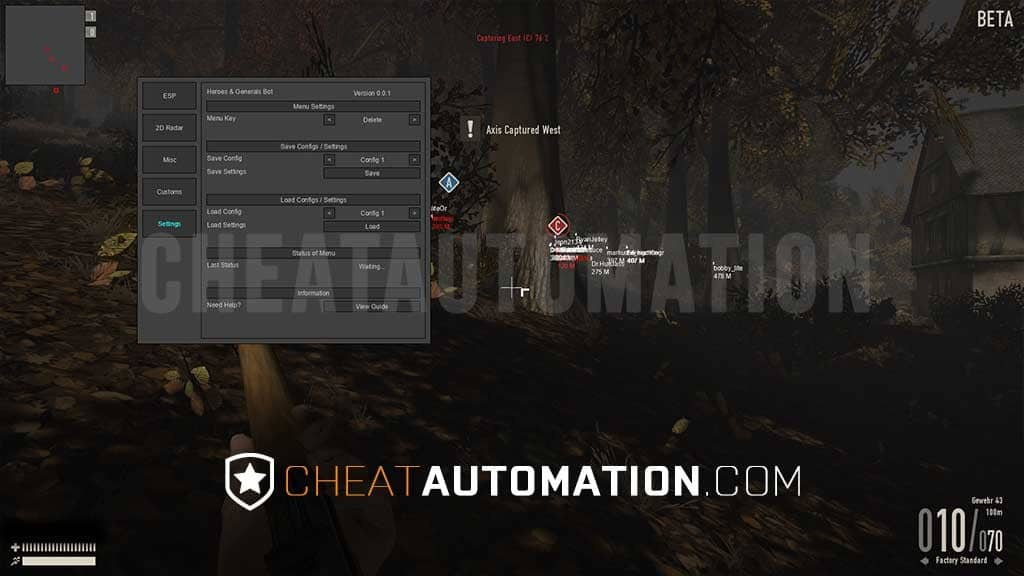 heroes and generals player count-3