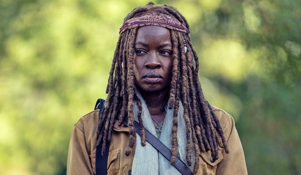 the walking dead michonne-0