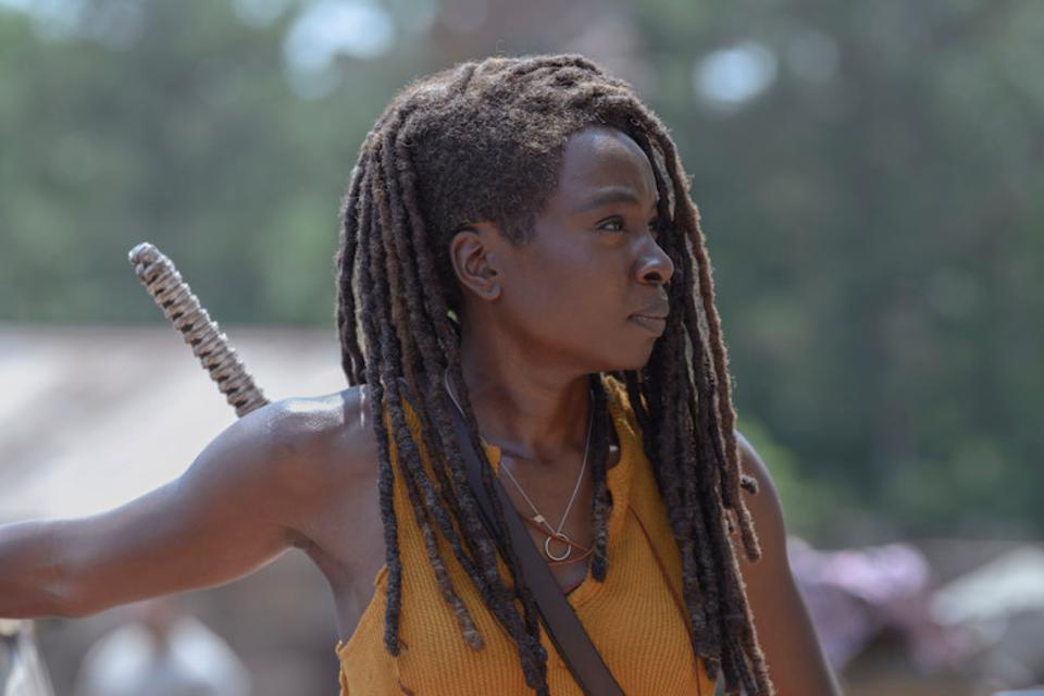 the walking dead michonne-1