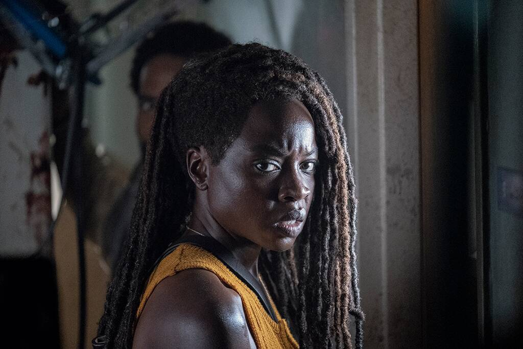 the walking dead michonne-6