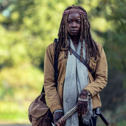 the walking dead michonne-7