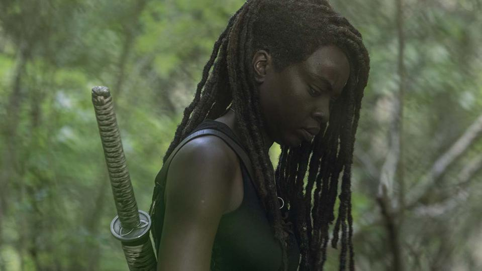 the walking dead michonne-9