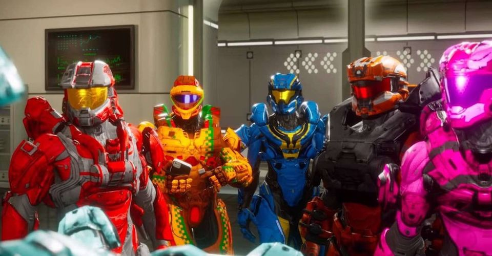 is red vs blue over-5