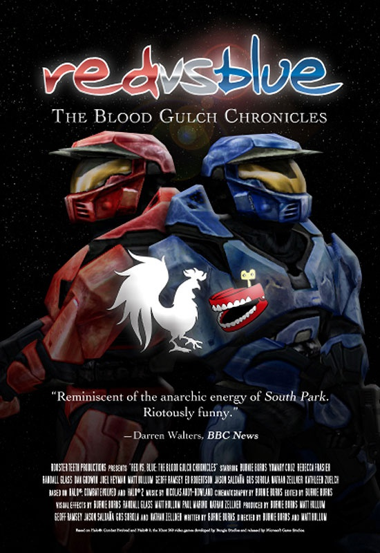 is red vs blue over-6