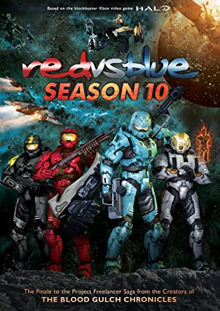 is red vs blue over-8